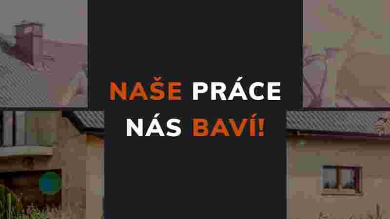 screenshot podsekce stránky - krabstav.cz